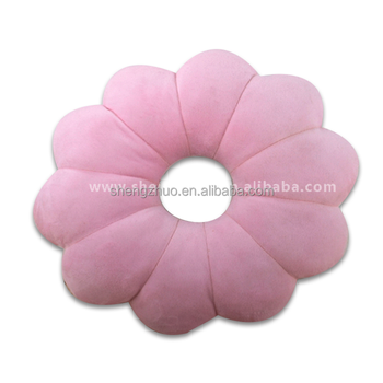 100 polyester fiber embroidery pink flower shape floor back dog 100 polyester fiber embroidery pink flower shape floor back dog cushion mightylinksfo