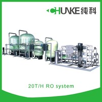 water purification systems prices/Industrial high water recovery 500LPH RO water system
