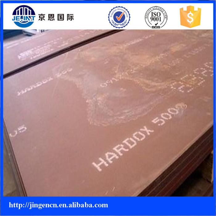 Big Stock Ar400 Abrasion Resistant Steel Plate