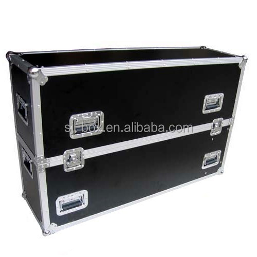 Aluminum Flight Carrying Case for TV