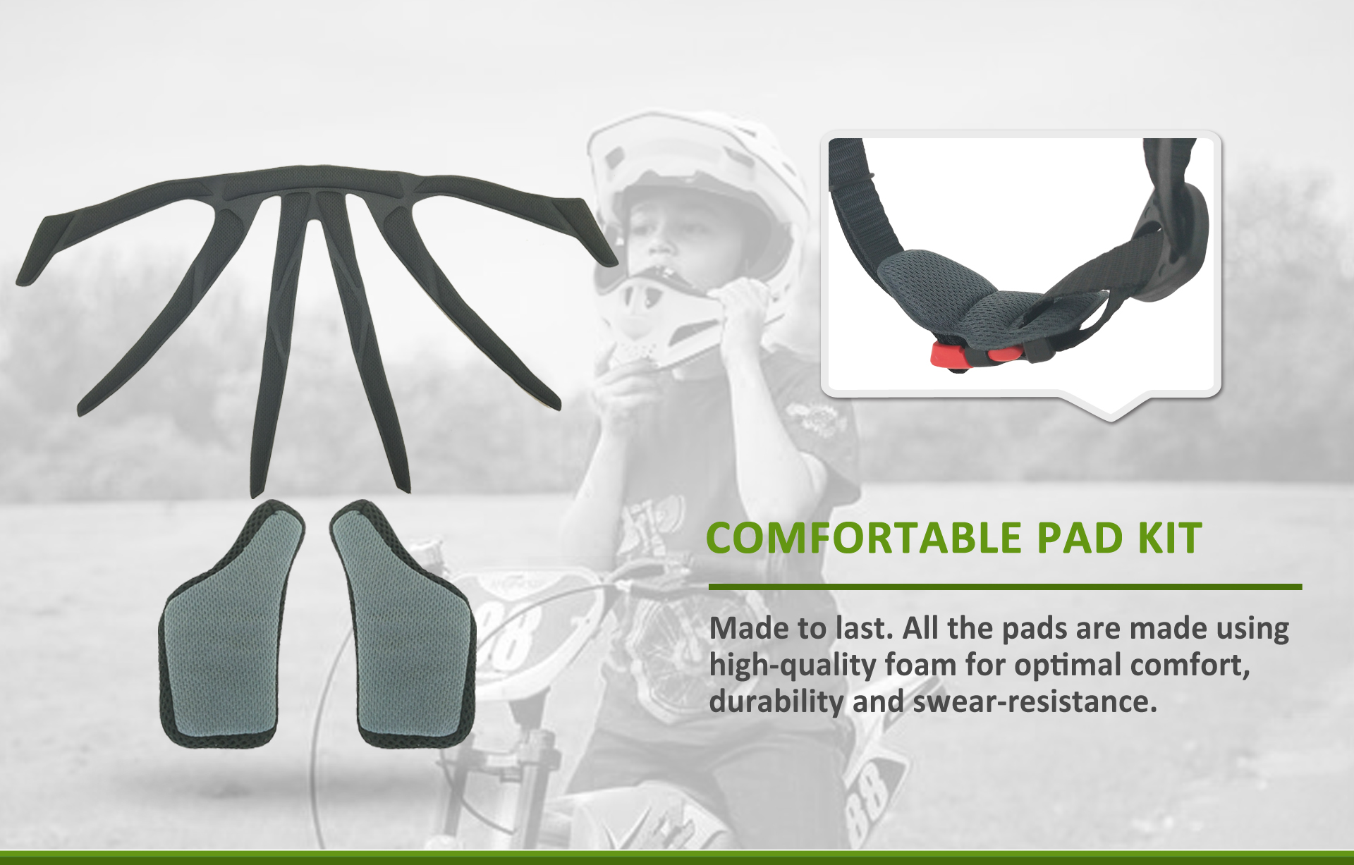 High Quality Cross Country Helmet 16
