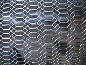 304Stainless Steel Expanded Metal Netting