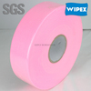 Guangdong cheapest premium quality 100% polyester non woven roll for epilation