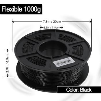 3D Printer Printing TPU Filament Pla 1.75Mm 3Mm Plastic Rod