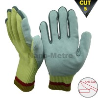 Nmsafety Cut Level 3 Protective Gloves Cutting Glass