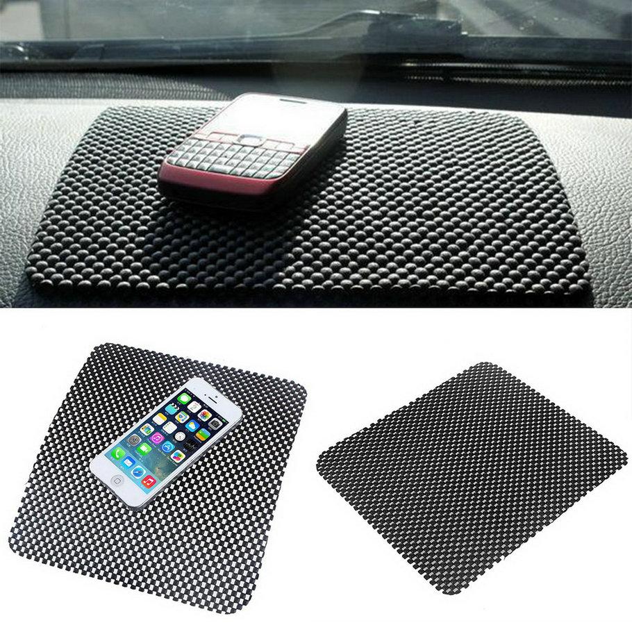 dashboard sticky pad mat anti non slip gadget mobiele telefoon gps holder interieur artikelen accessoires
