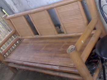 Bon Filipino Native Sala Set Furniture