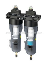 Atlas Copco Air Filters DD+, DDp+, PD+, PDp+, QD+ filters (standard and high pressure): Compresser air filters