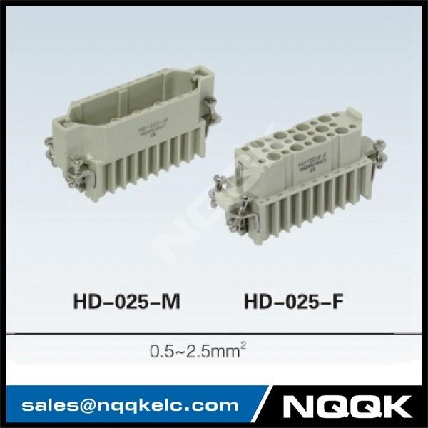 1 HD screw terminal 10A  25pin 25 pin insert heavy duty connector.jpg