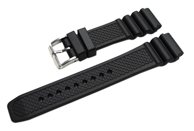 HDT Bonetto Cinturini Rubber Material Strap Model 303 [22mm]