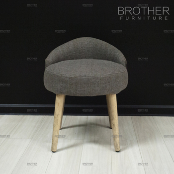 Fabulous Commercial Fabric Tufted Wood Small Ottoman Round Stool With Low Back Buy Wood Small Round Stool Tufted Stool Round Stool Product On Alibaba Com Inzonedesignstudio Interior Chair Design Inzonedesignstudiocom