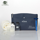 Luxury travel airline toiletry kit hotel toiletries amenities set with bag