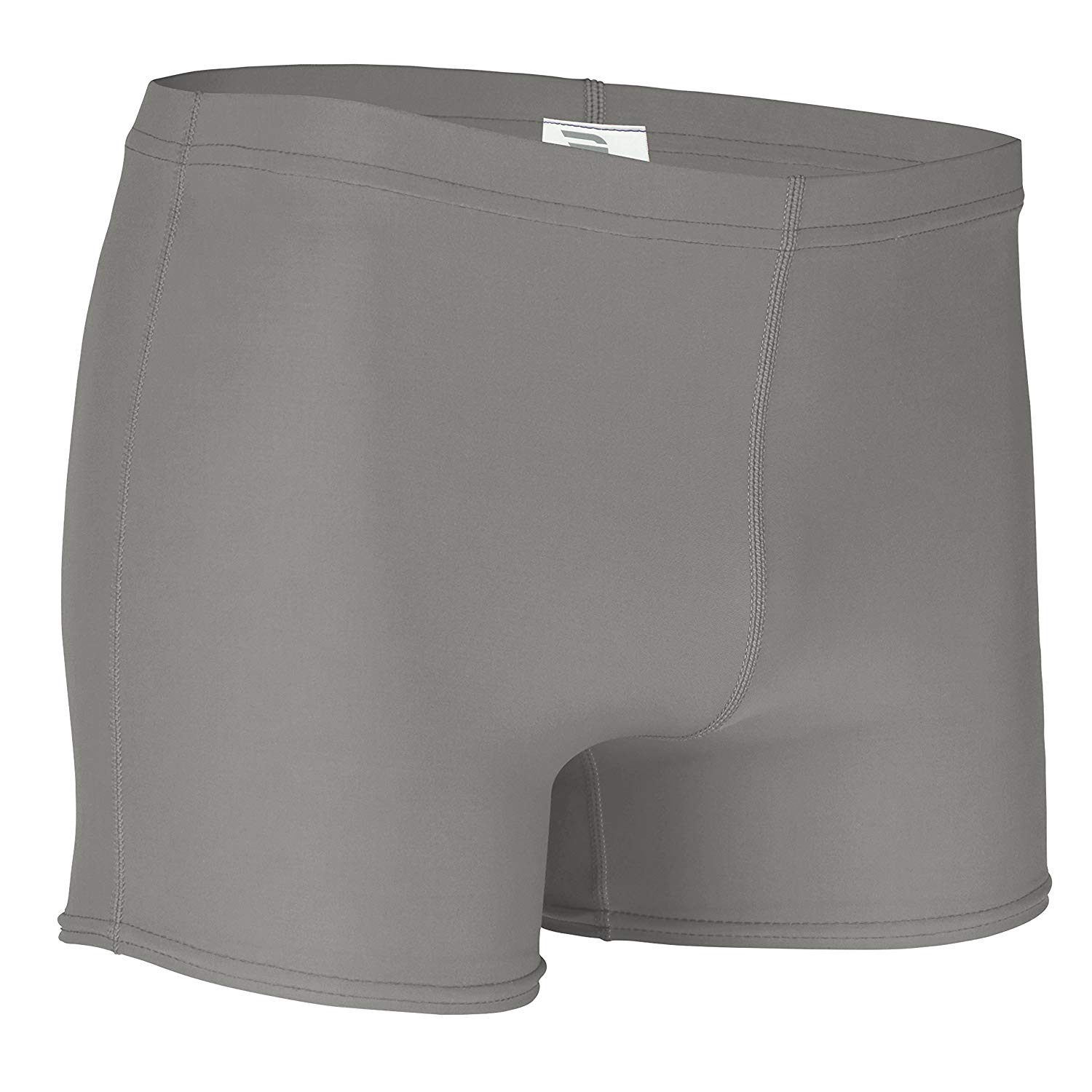"Game Gear HT-203-CB Women's 4"" Solid Athletic Volleyball Compression Sport Short"