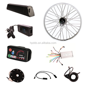 Electric bicycle convert kit electric bicycle wheel part electric bike motor btn ebike conversion kit