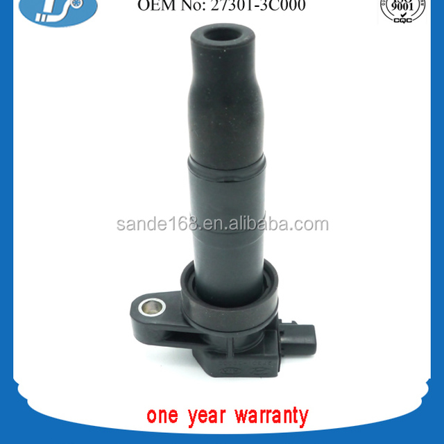 Hyundai Ignition Coil OEM 27301-3C000 For Sonata 2006 2015 Kias Optima 2.4L 3.3L 3.5L 3.8L