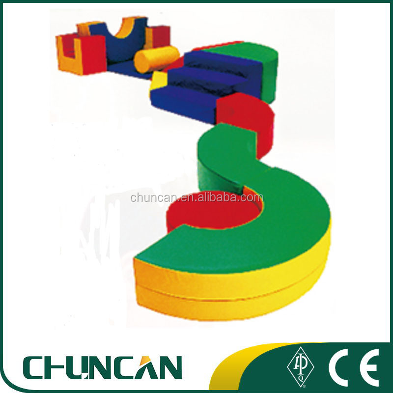 2015 Chuncan new hot sale kids soft play