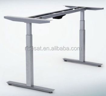 Electric Adjustable Height Ergonomic Office Desk For Standing   Sit Stand  Desk