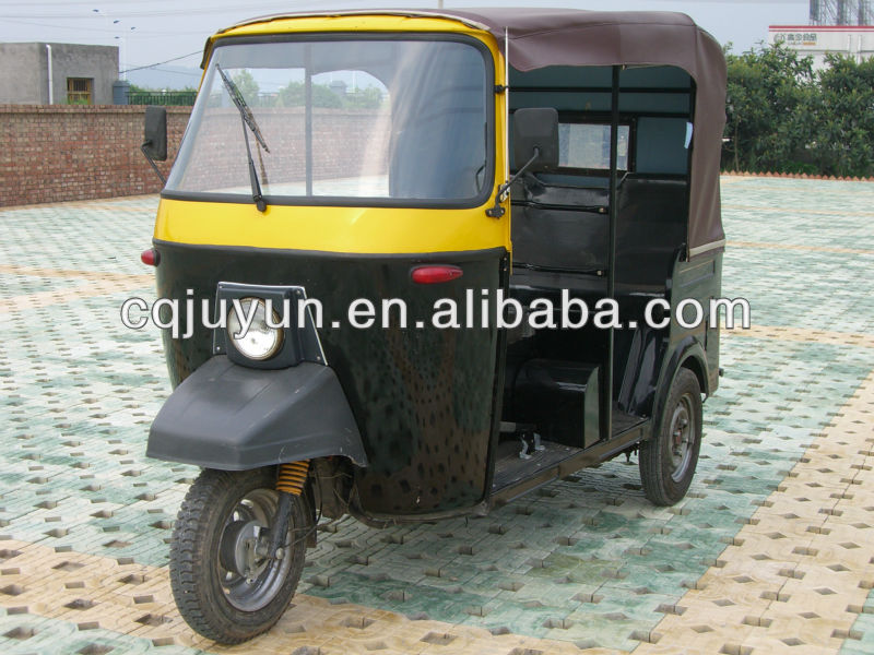 Three Wheel motorcycle made in China/Bajaj Tricycle for Passenger BAJAJ-M150-2