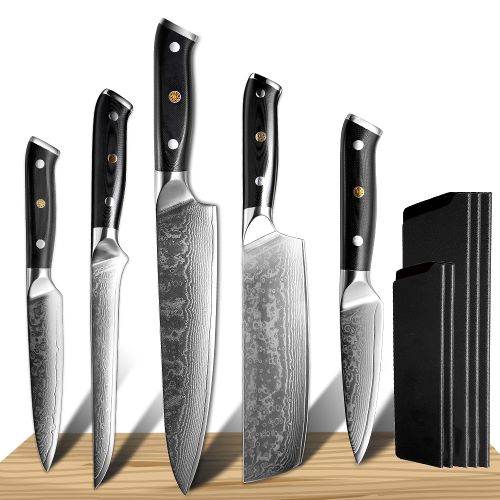 Grossiste set de couteaux de cuisine professionnel acheter - Trousse de couteaux de cuisine ...