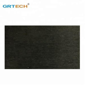 Black color rubber brake lining roll