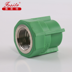 export green ppr pipe and fittings