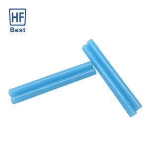 China Manufacturer Free Custom Plastic Rod Coloured PC PVDFUHMW ABS POM PTFE PA Natural Pipe/Tube/Rod