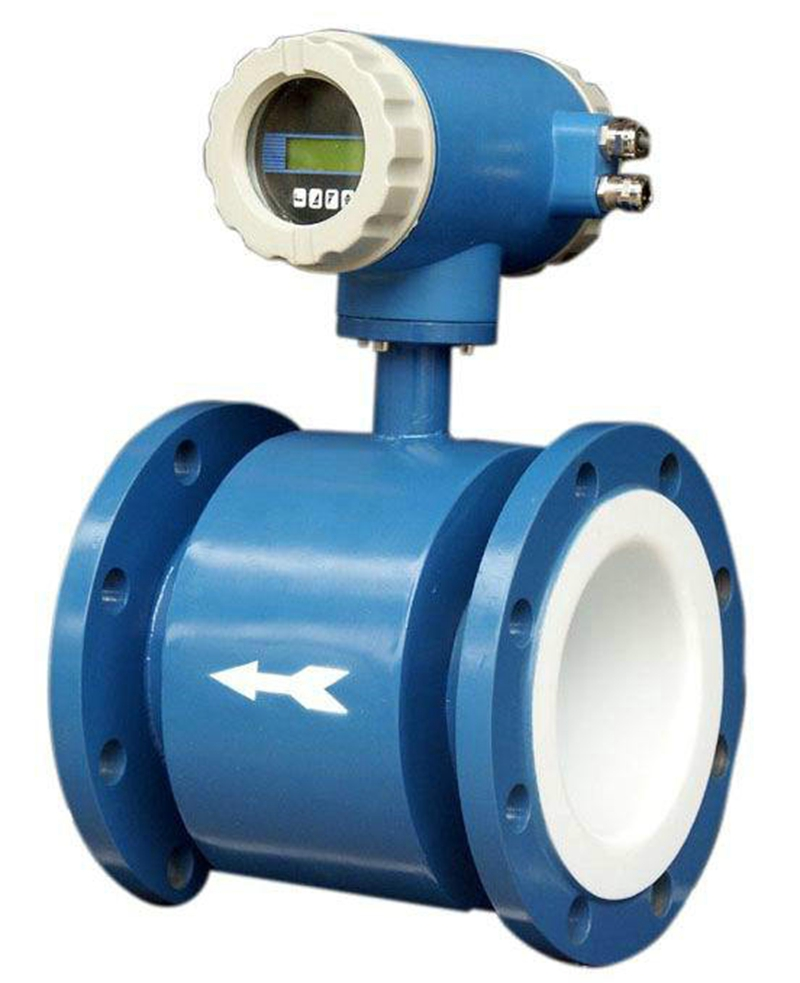 factory price 25mm digital 4-20ma output sewage water flow meter