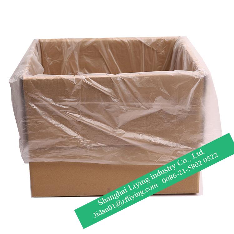 Ldpe/hdpe Plastic Bag For Cartons,Plastic Carton Liner ...