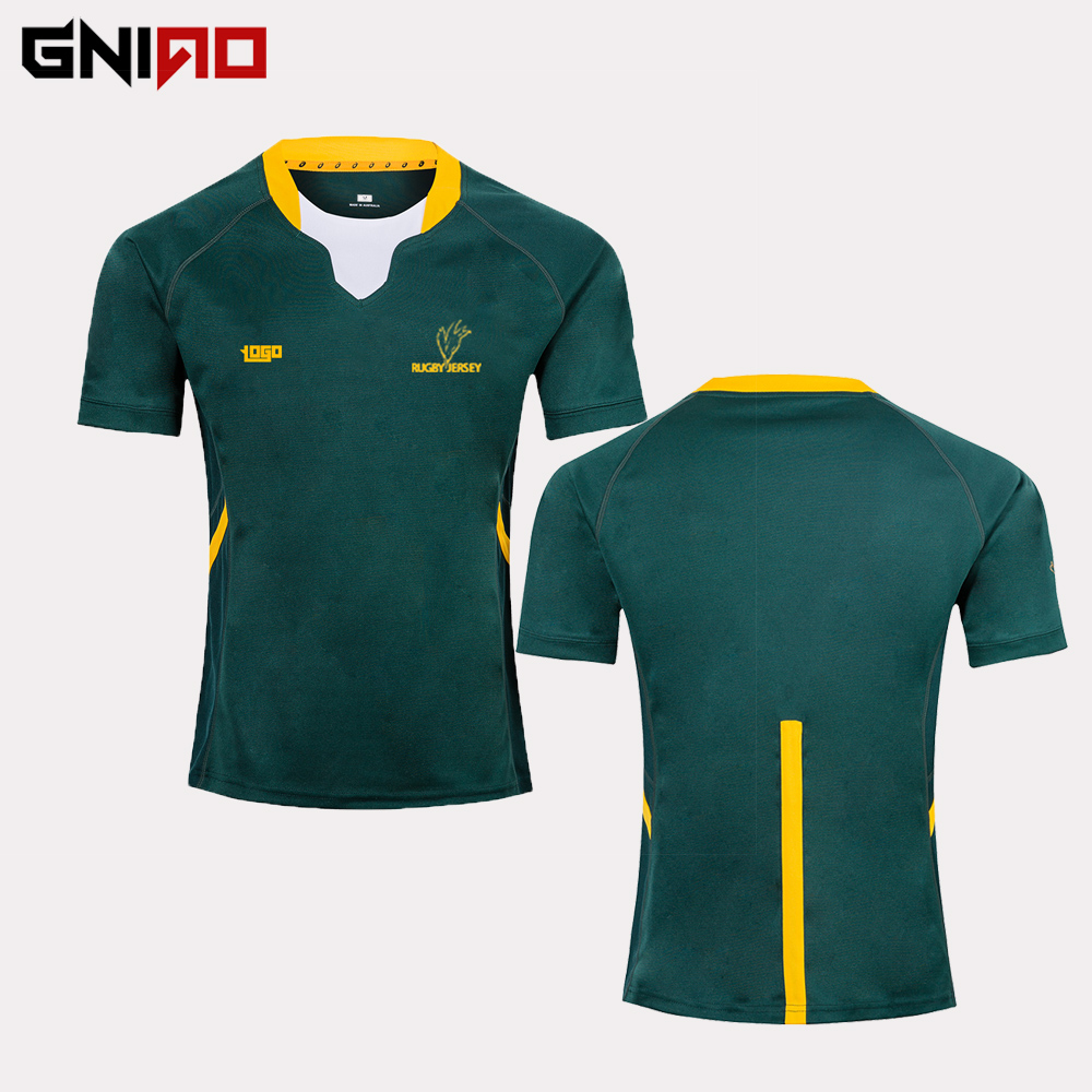 Thailand quality custom rugby national jersey sublimated rugby league jersey фото