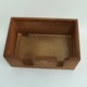 Brown Color Wood Bar Caddy Wholesales