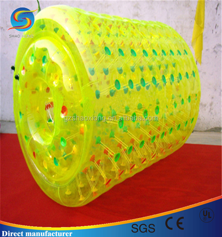 Inflatable Water Roller Ball/Water Roller Ball Toys/Water Roller Manufacturer