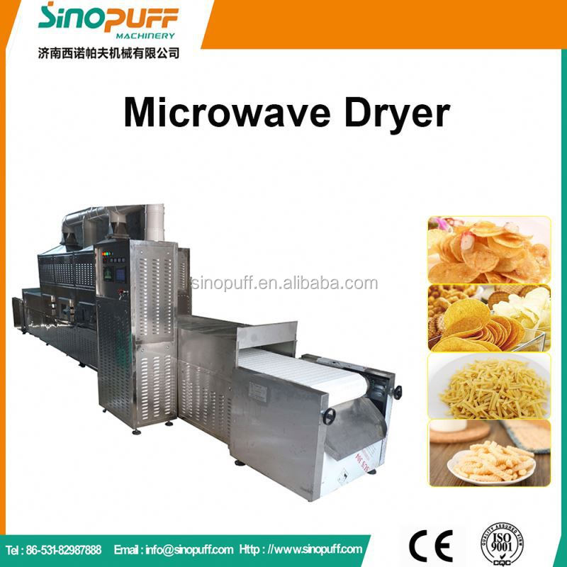 Automatic Microwave Herbals Dryer