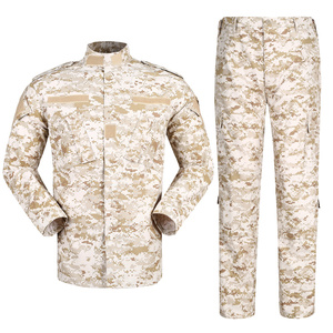 hot selling industry ACU Type military army camouflage uniform