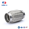 Stainless steel car muffler exhaust auto parts
