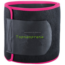 2016 New Arrival Neoprene Waist Trimmer Slimmer Belt, Lumbar Back Support Belt For Sale