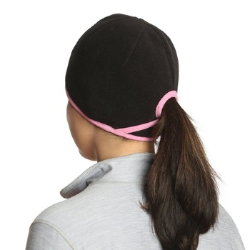 New design Funny Winter Windproof Fleece Ski Hats with Ponytail Hole for  Women Sports Cap Outdoor d94d4c1fc38