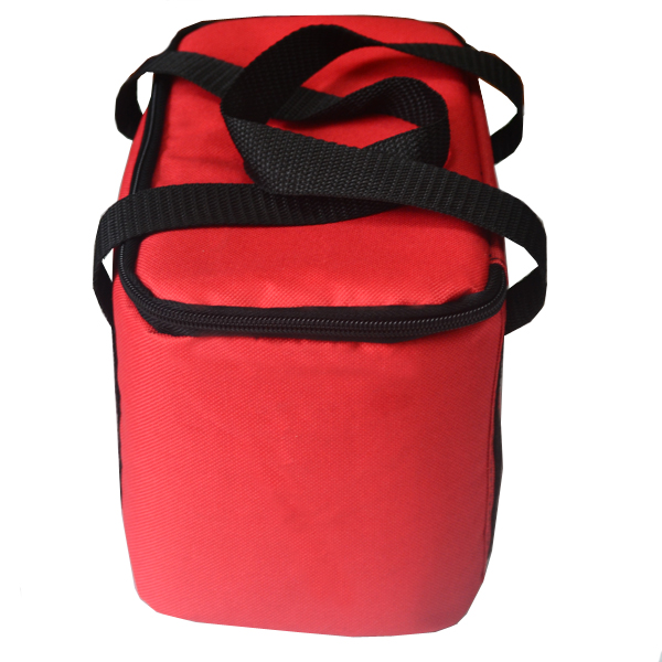 Travel Insulated Lunch Bag Family Picnic Beach Soft Cooler Bag Food Delivery