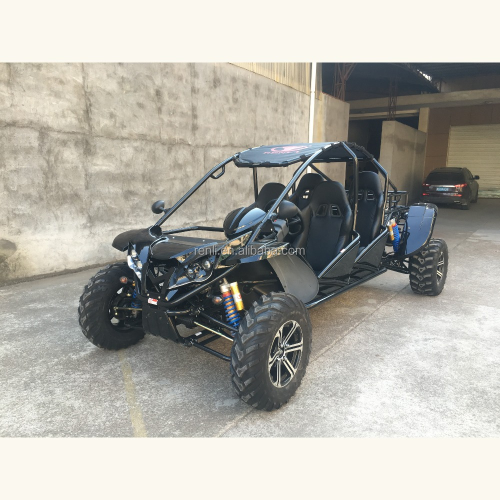 Monster 1500CC Renli 4-seat SPORTS go kart/UTV 4x4 hot sale