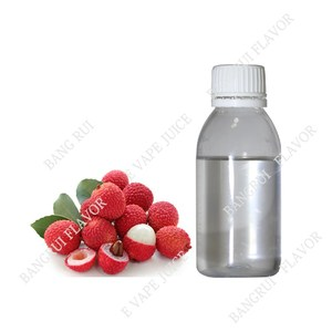 Pure lichi flavor concentrate more than 300 different fruit vape flavors