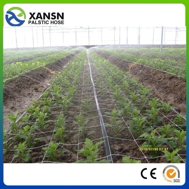 Best sell dn17 pvc offtake for tape in irrigation system and low price drip tape from chinese
