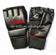 Wholesale Fashion Professional Boxing Gloves Boxing Short Finger Leather Boxing Gloves