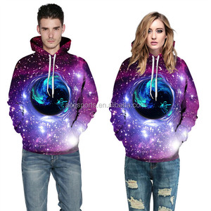 winter and spring custom sublimation printing sweatshirt 3d hoodies for unisex