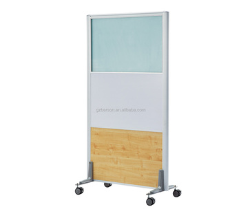Privacy Desk Mobile Office Parion With High Screen