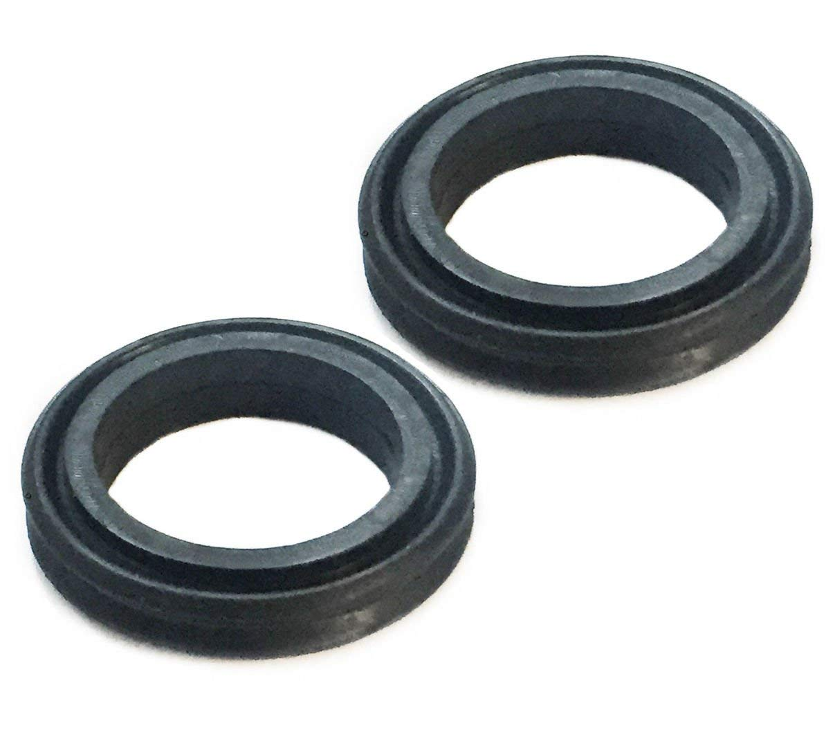 LAND ROVER RANGE ROVER 2003-2005 4.4L V8 PETROL TRANS COOLER SEAL SET OF 2 PART: PYX000070