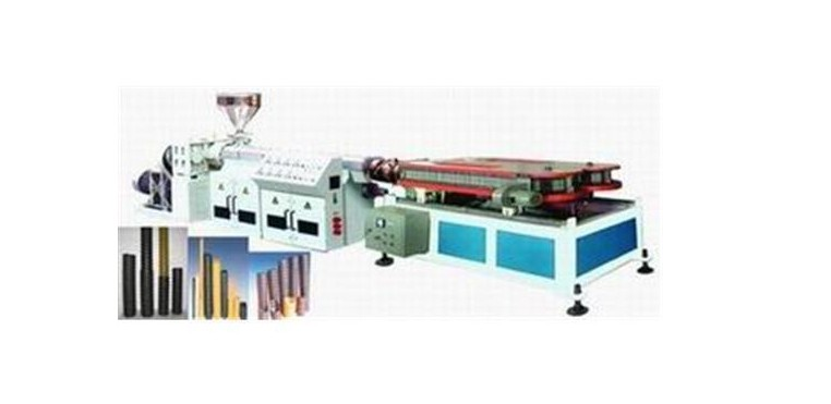 Two Direction Plastic Earthwork Grid Extrusion Machine