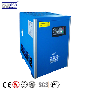 0.7-1.25Mpa 11M3/min china electric freeze dryer for food air compressor (Normal Temp)(SCR-0110NF)