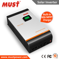 Feed back power to grid PH1800 MPK PRO Series 5KVA hybrid inverter