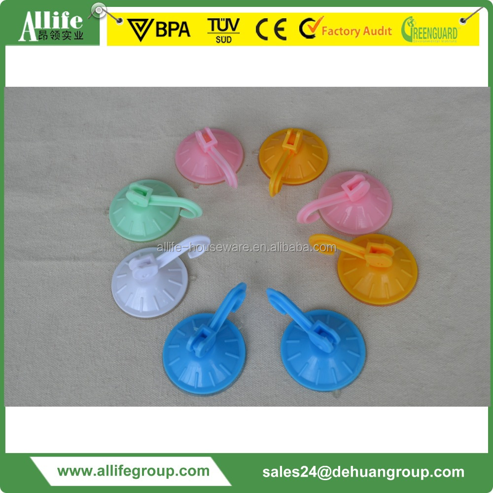 Allife Manufacturer Functional Plastic PVC Suction Cup