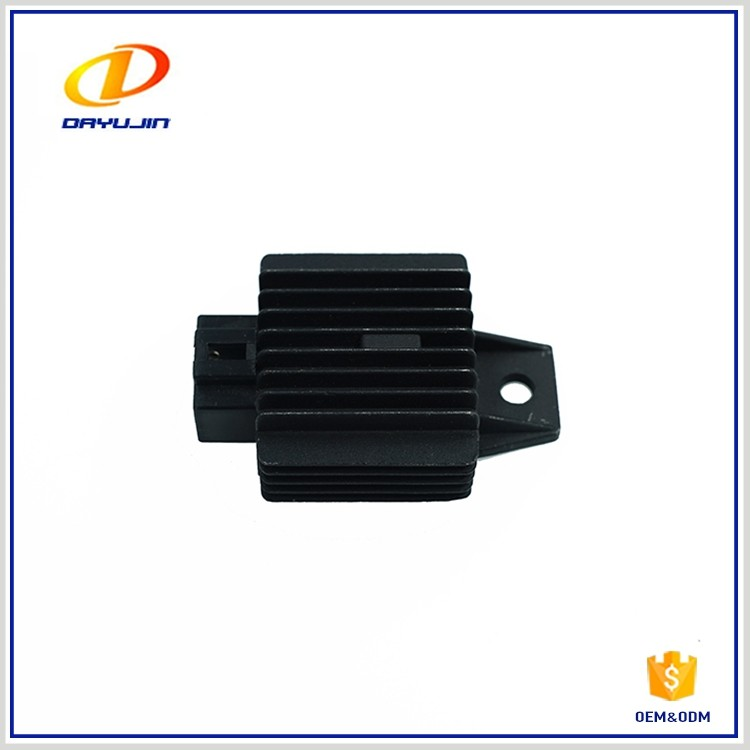 70cc Motorcycle Voltage Regulator Rectifier 12v / Chinese JH70 Scooter Regulator Rectifier For Pakistan