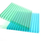 UV protection polycarbonate roof sheeting price in india for bicycle shed